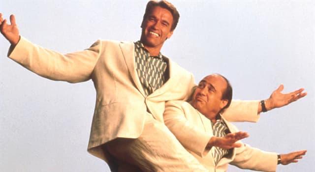 Film & Fernsehen Wissensfrage: Welcher dieser männlichen Hollywood Stars ist der kleinste?
