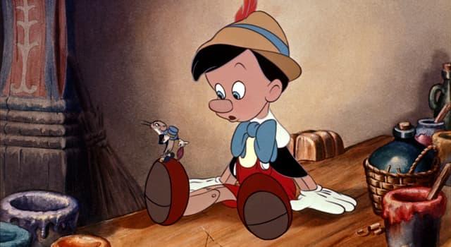 Kultur Wissensfrage: Welcher Holzschnitzer hat Pinocchio erschaffen?
