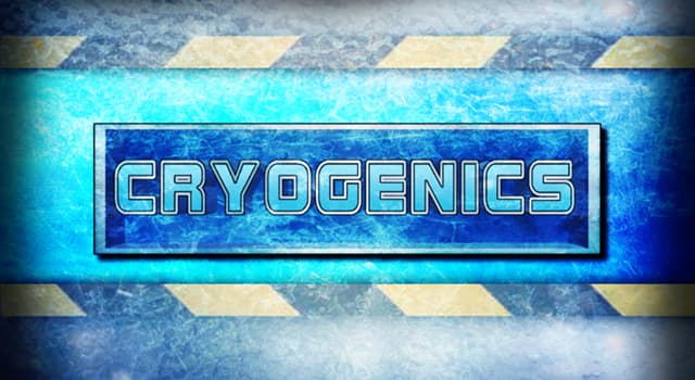 Wissenschaft Wissensfrage: Welches Element ist in der Kryotechnik wichtig?