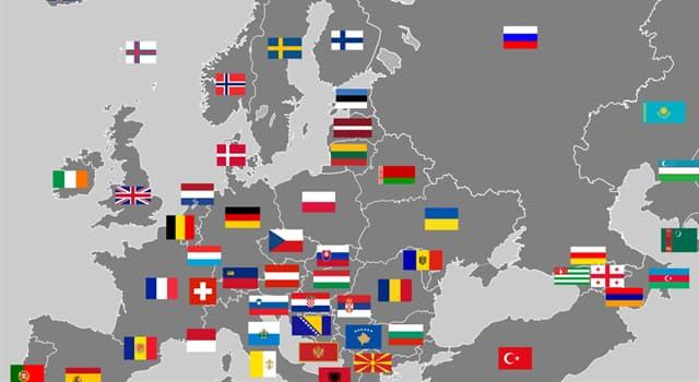 Geschichte Wissensfrage: Welches europäische Land wurde im Jahr 1990 wiedervereinigt?