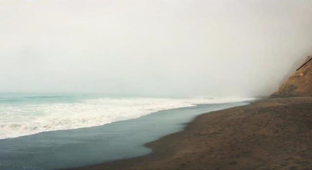 Geographie Wissensfrage: Wenn der Pazifische Ozean geleert würde, welcher Kontinent oder Bereich würden hineinpassen?