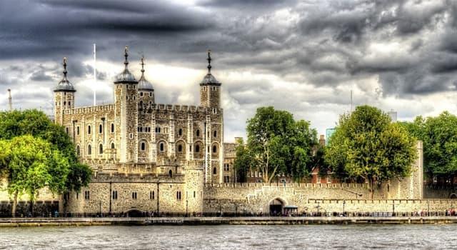 Geschichte Wissensfrage: Wer beauftragte, den White Tower, einen Turm des Towers of London, zu errichten?