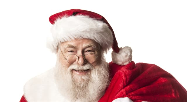 Kultur Wissensfrage: Wer inspirierte die Legende des Santa Claus?