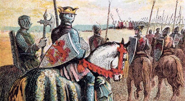 Kultur Wissensfrage: Wer ist Ehegatte des Herzogs der Normandie?