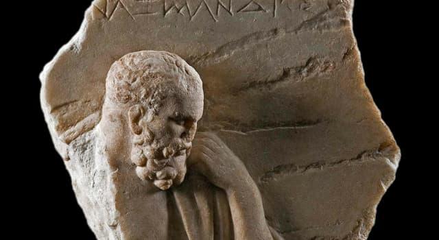 Geschichte Wissensfrage: Wer war früher Befürworter der Wissenschaft, der sagte, dass die Natur von Gesetzen regiert wird?