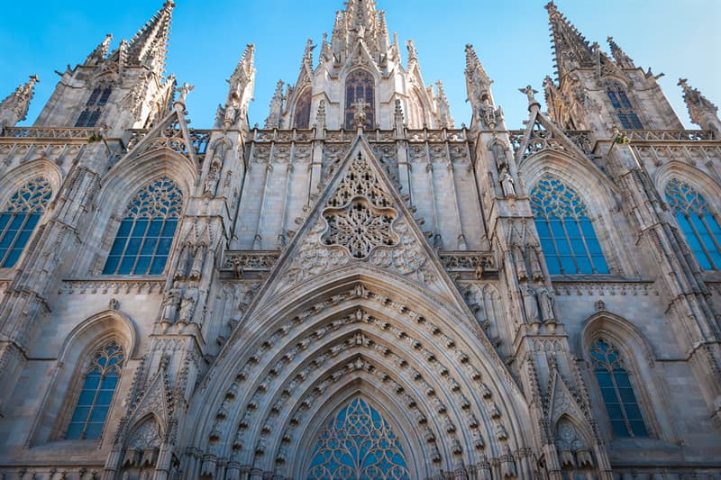 Culture Trivia Question: What is the name of the Catholic Cathedral of Barcelona?