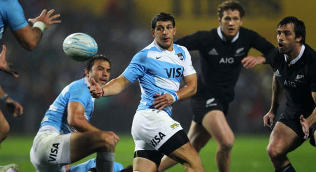 Sport Trivia Question: What is the nickname of the Argentina rugby union team?