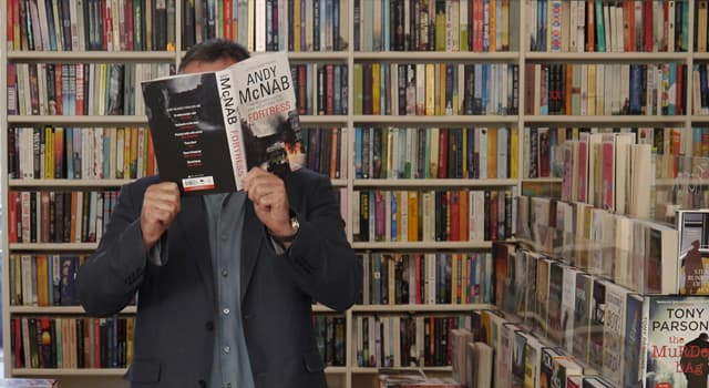 Culture Trivia Question: What was Andy McNab's profession before he became a best selling author?