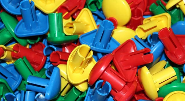 Science Trivia Question: What was the first plastic to be developed?