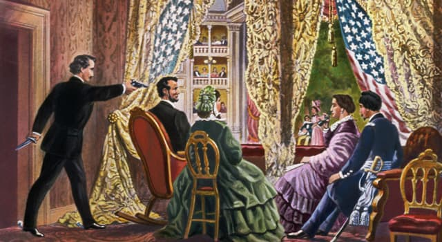 History Trivia Question: What was the type of the pistol used by John Wilkes Booth in the Abraham Lincoln assassination?