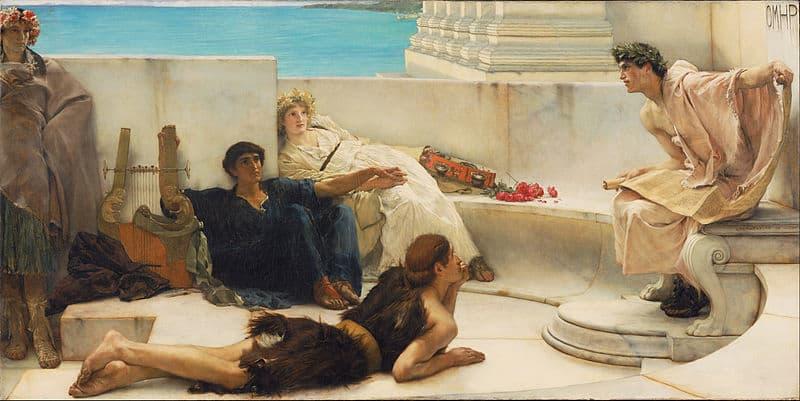Cultura Pregunta Trivia: ¿Qué mujer, según la Ilíada de Homero, causó la Guerra de Troya?