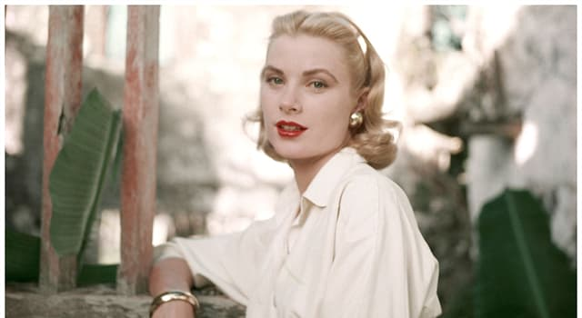 Movies & TV Trivia Question: Which Alfred Hitchcock directed film was the first to feature Grace Kelly?
