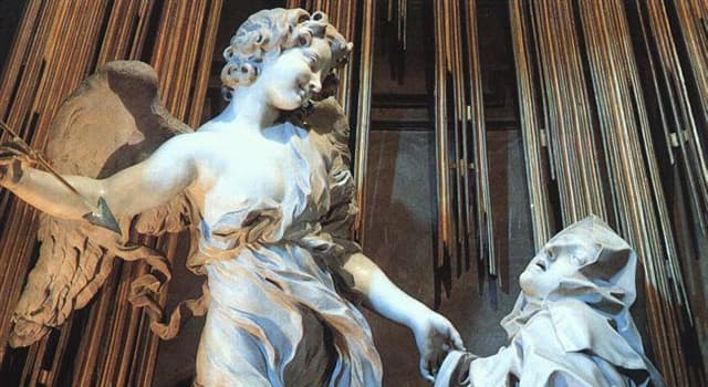 Culture Trivia Question: Which art movement is best described as a highly decorative style of 17th century art?