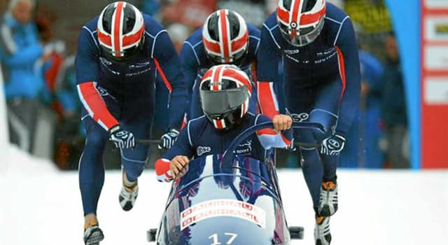 Sport Trivia Question: Which British Olympic swimmer was also in the bobsleigh team at the 1981 European Championships?