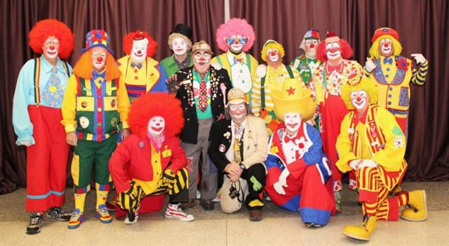 Culture Trivia Question: Which clown appeared at Blackpool Tower Circus (England) every summer season for forty years?
