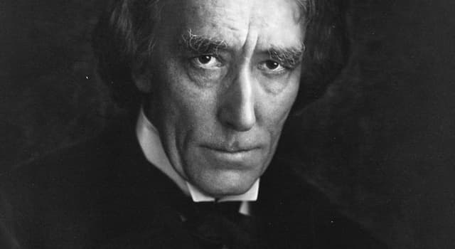 Society Trivia Question: Which famous horror writer was once secretary to Henry Irving?