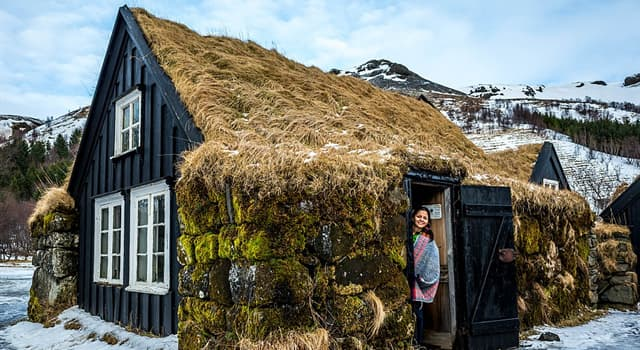 Culture Trivia Question: Which female singer's surname is Guðmundsdóttir?