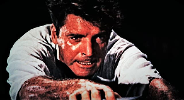 Movies & TV Trivia Question: Which film has Burt Lancaster playing a fire and brimstone street preacher in a traveling ministry?