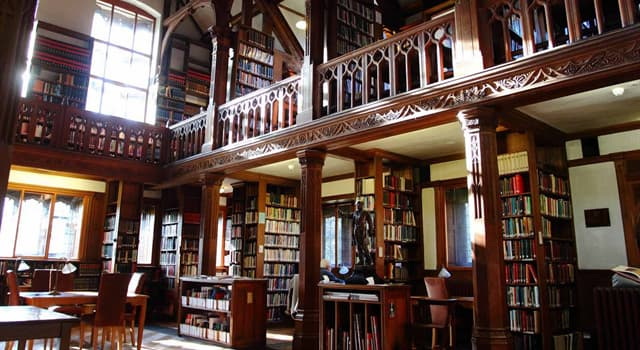 Culture Trivia Question: Which is Britain's only Prime Ministerial Library?