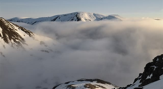 Geography Trivia Question: Which is the second highest mountain in the British Isles?