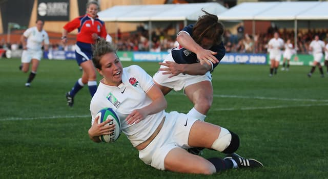 Sport Trivia Question: Which nation defeated England in the final of the 2017 Women's Rugby World Cup?