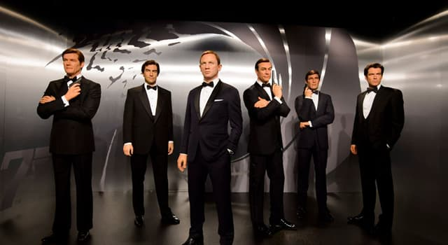 Movies & TV Trivia Question: Which of these actors was the youngest to play James Bond?