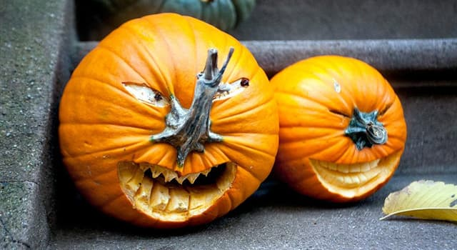 Nature Trivia Question: Which of these is not a type of hybrid pumpkin?