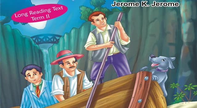 """Culture Trivia Question: Which river is the setting for the Jerome K. Jerome book """"Three Men in a Boat""""?"""