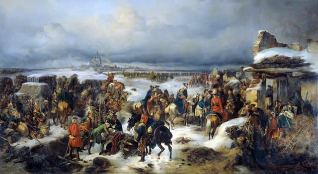 History Trivia Question: Which war was also known as the Third Silesian War?