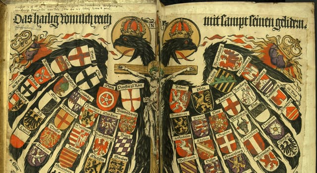 History Trivia Question: Which year was the dissolution of The Holy Roman Empire?