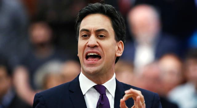 History Trivia Question: Who became acting leader of the British Labour Party after the resignation of Ed Miliband?