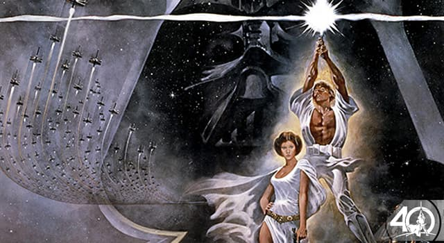 "Movies & TV Trivia Question: Who composed the score for the 1977 film ""Star Wars""?"