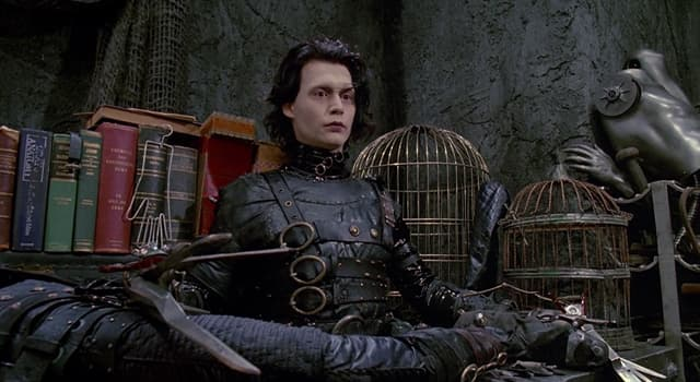 "Movies & TV Trivia Question: Who directed the film ""Edward Scissorhands""?"