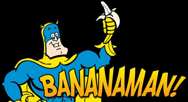 "Movies & TV Trivia Question: Who provided the voice of the lead character in the UK TV series ""Bananaman""?"