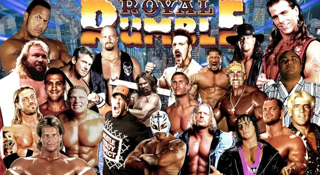 Sport Trivia Question: Who was the first wrestler to win two consecutive Royal Rumbles?