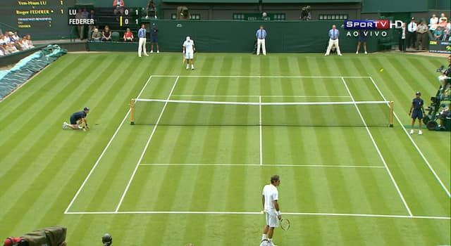 Sport Trivia Question: Who won the longest Wimbledon tennis match prior to the use of the tie-break?
