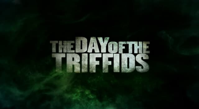 "Culture Trivia Question: Who wrote the horror classic ""The Day of the Triffids""?"