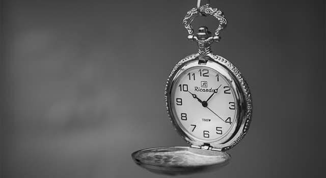 """Kultur Wissensfrage: Wie lange ist im Durchschnitt ein """"Moment"""" in der alten englischen Zeiteinheit ?"""