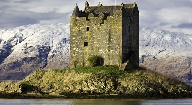 Geschichte Wissensfrage: Wie lautete die lateinische Bezeichnung für Schottland?