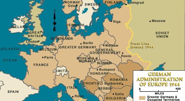 Geschichte Wissensfrage: Wo fand die letzte Schlacht des Zweiten Weltkrieges in Europa 1945 statt?