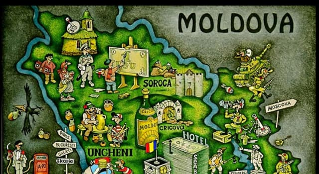 Culture Trivia Question: What is the official language of Moldova?