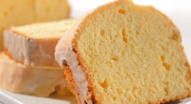 Kultur Wissensfrage: Der Pfund-Kuchen hat seinen Namen von dem Pfund welcher Zutat, die er enthält?
