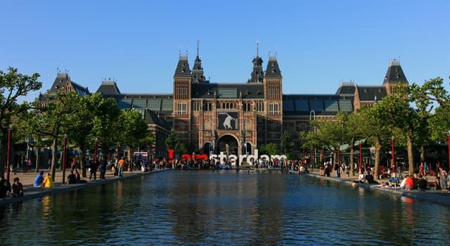 Kultur Wissensfrage: Die Kunstgalerie des Rijksmuseums befindet sich in welcher Stadt?
