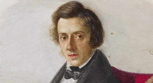 Culture Trivia Question: How many times did composer Frédéric Chopin get married?