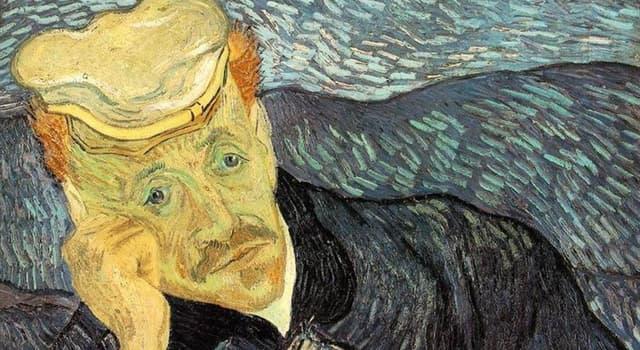 """Kultur Wissensfrage: Wer malte das """"Porträt des Dr. Gachet""""?"""