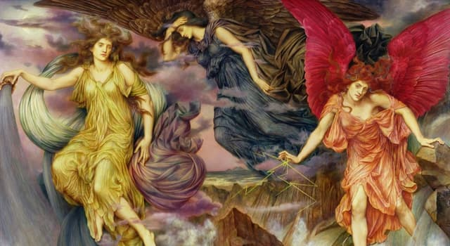 Culture Trivia Question: In Greek mythology, who of the Furies was the cause of jealousy and envy?