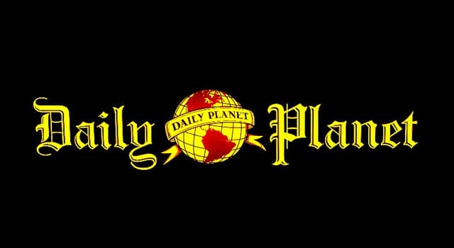 "Culture Trivia Question: In ""Superman"" what was the original name of ""The Daily Planet""?"