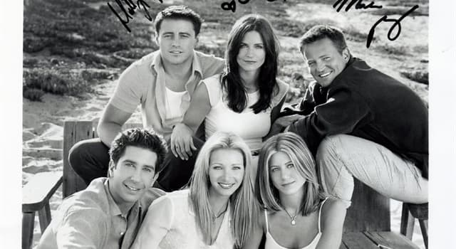 """Movies & TV Trivia Question: In which city is the American TV series """"Friends"""" set?"""