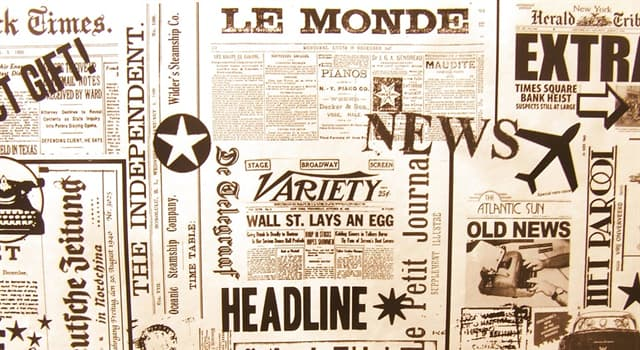 "Society Trivia Question: In which city is the newspaper ""Le Monde"" published?"