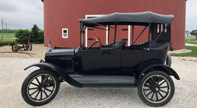 History Trivia Question: In which year was the first affordable car 'The Ford Model T' introduced in the US market?